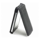 Чехол для iPhone 4 Yoobao Slim leather case (Black)